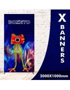 X Banner publicitarios